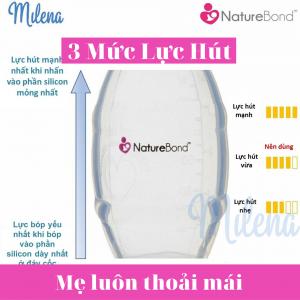 Cốc hứng sữa natureBond model 2020 - Milena - 11