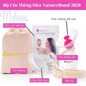 Cốc hứng sữa natureBond model 2020 - Milena - 19