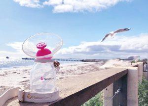 cốc hứng sữa silicon NatureBond - 2020 - Milena - 22