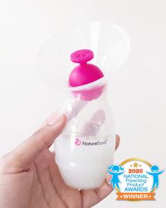 máy hút sữa silicone NatureBond Model 2020 NAPPA - Milena