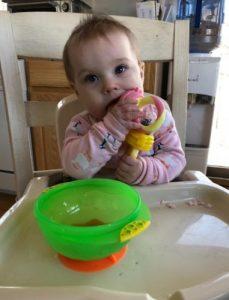 review túi nhai ăn dặm NatureBond - milena - Kallie