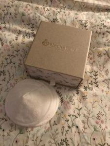 Miếng Lót Thấm Sữa Giặt Được Organic NatureBond, Cotton Tre Mềm Mại photo review